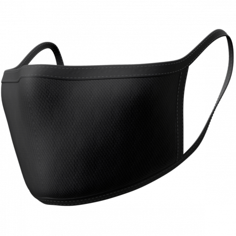 TPR-plain-mask-black